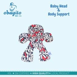 Baby head & body support