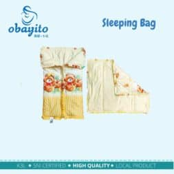 sleeping bag obayito