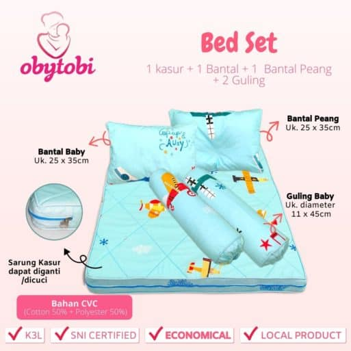 ukuran bed set
