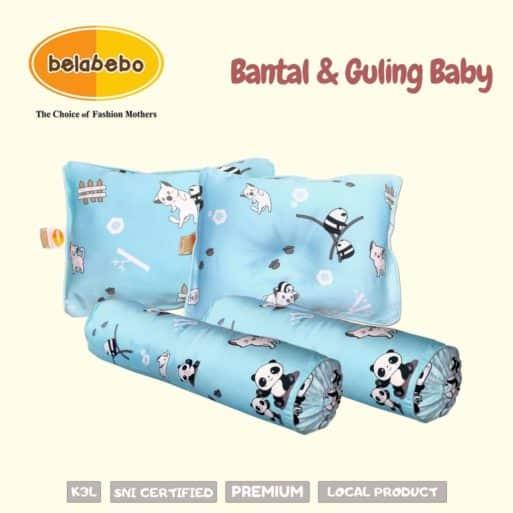 Bantal Guling Baby Belabebo