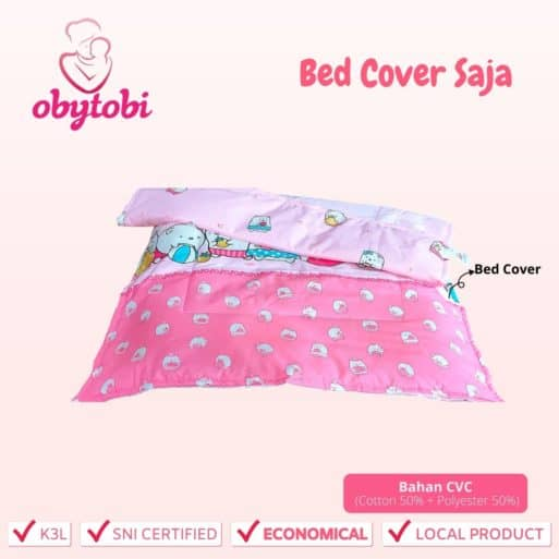 Bed Cover Saja 1