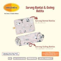 Sarung Bantal Guling Batita belabebo 2