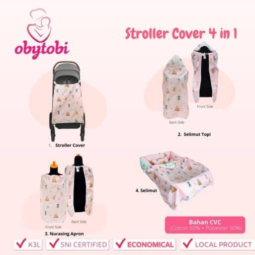stroller cover 4 in 1